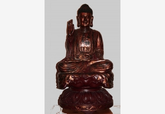 Скульптура Будды Шакьямуни