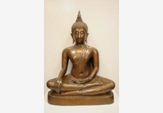 Скульптура Будды Манвисай-Победителя Мары