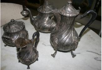 Сервиз чайно-кофейный торгового дома «Bolin»