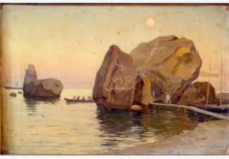 Крым. Море