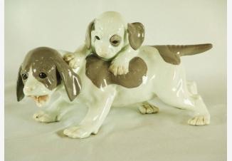 Статуэтка «Собачья семейка»