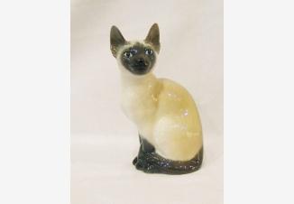 Статуэтка «Сиамская кошка»