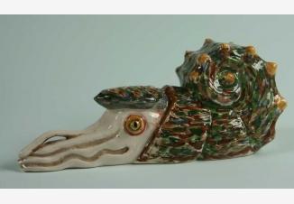 Каракатица — советская фарфоровая статуэтка
