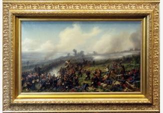 Битва при Вейсенбурге 4 августа 1870 года