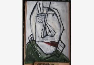 Портрет с носом