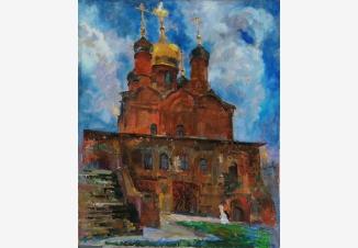 Петровский монастырь