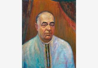 Заслуженный артист УССР Гаврилко В. А.