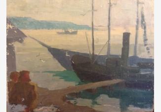 Рыбацкая пристань
